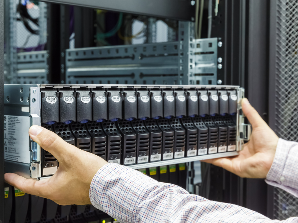 IBM zainteresovan za korišćenje kapaciteta Državnog data centra u Kragujevcu
