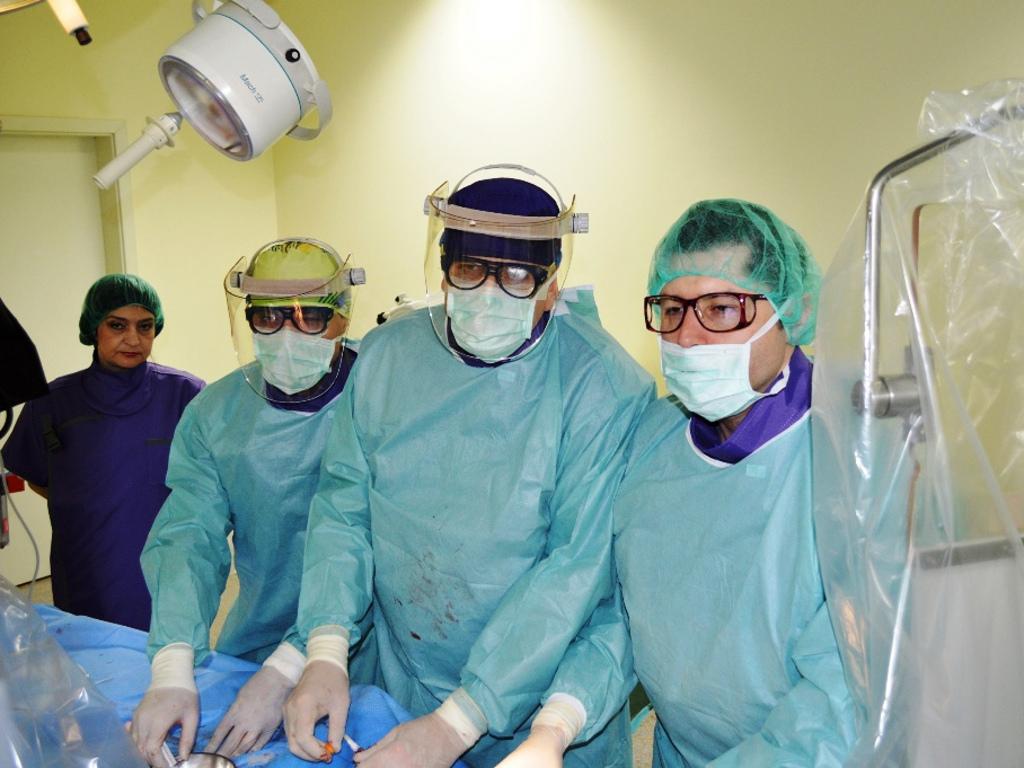 Haris Huseinagić, interventni radiolog - Život nema popravni