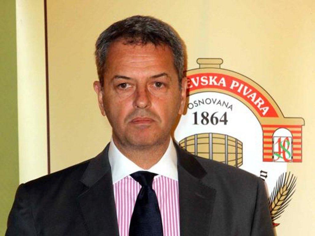 Haris Kuskunović, direktor Sarajevske pivare - Dokapitalizacija od 15 mil KM će nam donijeti finansijsku stabilnost