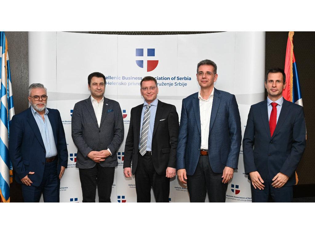 Helensko privredno udruženje Srbije izabralo novi Upravni odbor