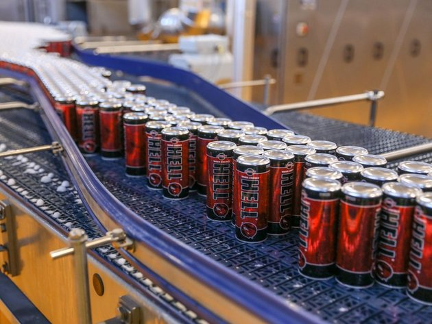 Tečna energija stiže iz Mađarske - Punionica i fabrika limenki omogućavaju kompaniji HELL stratešku prednost na tržištu