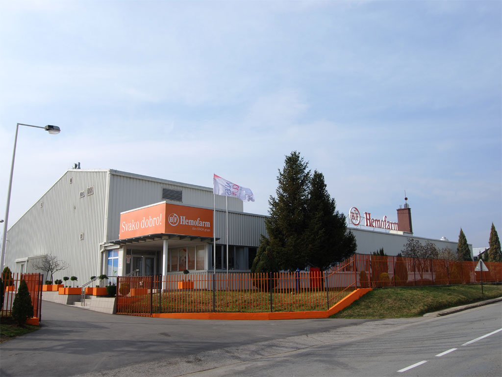 """Hemofarmov"" pogon antibiotika u Dubovcu ostvario rekordnu proizvodnju"
