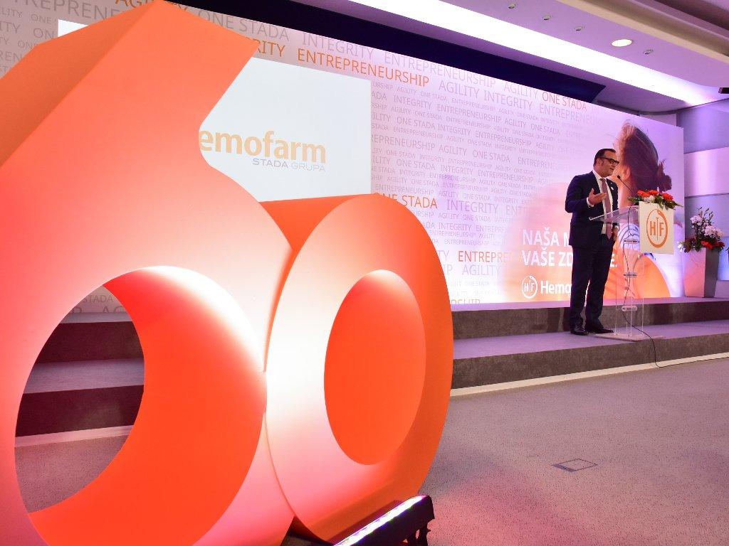 Hemofarm obilježio 59. rođendan - Rekordnu proizvodnju prati i rekordna prodaja