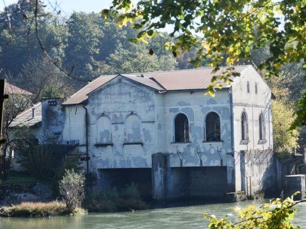 Stara hidrocentrala Trapisti
