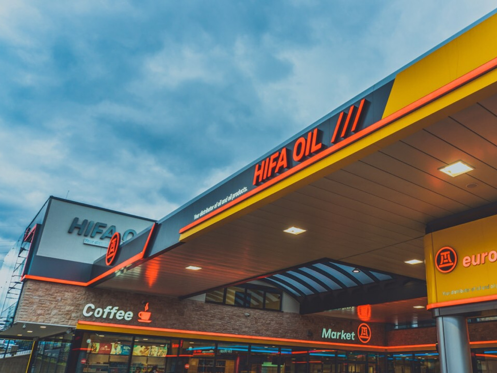 Hifa Oil planira da uloži 10 mil KM u širenje maloprodaje u 2020.