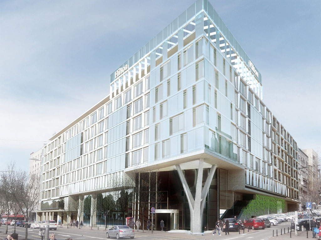 U Beograd stiže još pet svetskih lanaca hotela - Hiljade soba imaće ključeve sa brendovima Accor, Hilton...