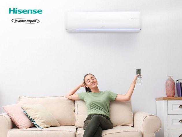 Hisense Inverter Expert klima uređaji - Tri decenije razvoja rashladnih tehnologija
