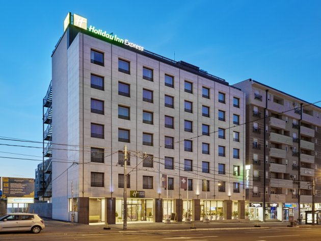 "Beogradski ""Holiday Inn Express"""