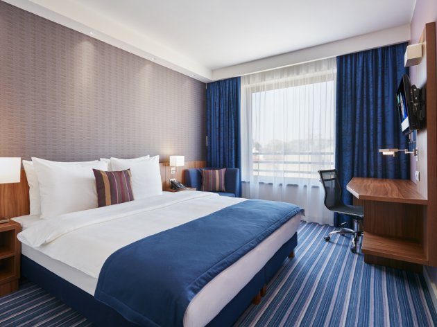"Soba u hotelu ""Holiday Inn Express Belgrade - City"""