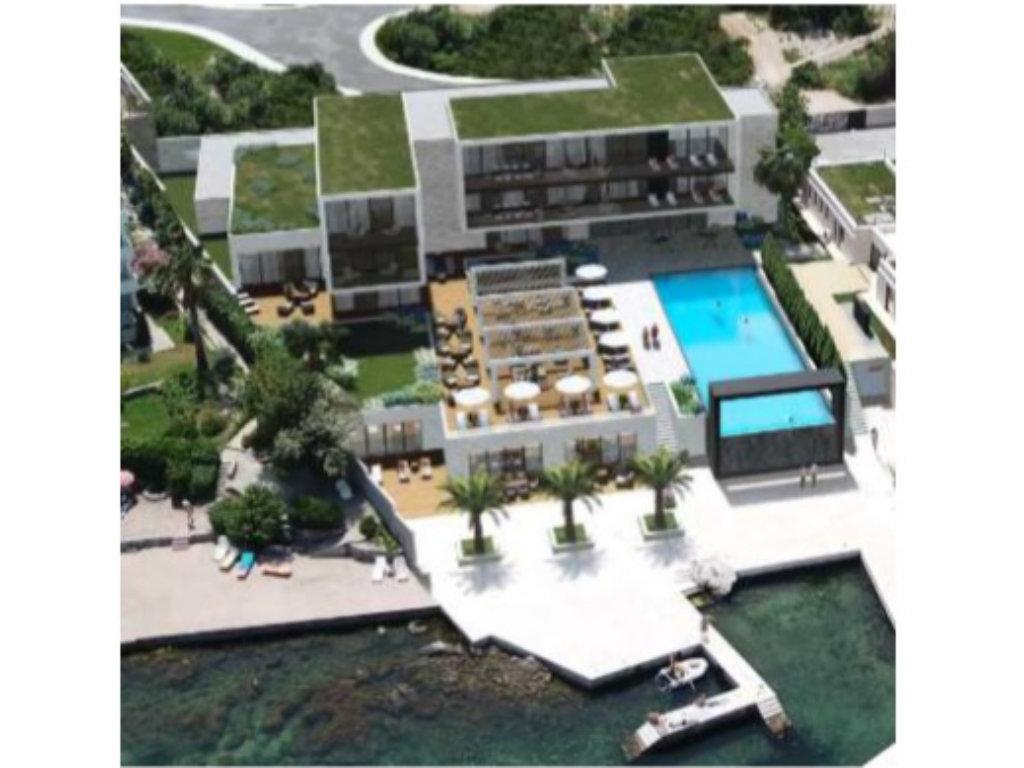 U Kaluđerovini u opštini Tivat u planu gradnja porodičnog hotela sa bazenom, bioskopom i apartmanom sa privatnom saunom