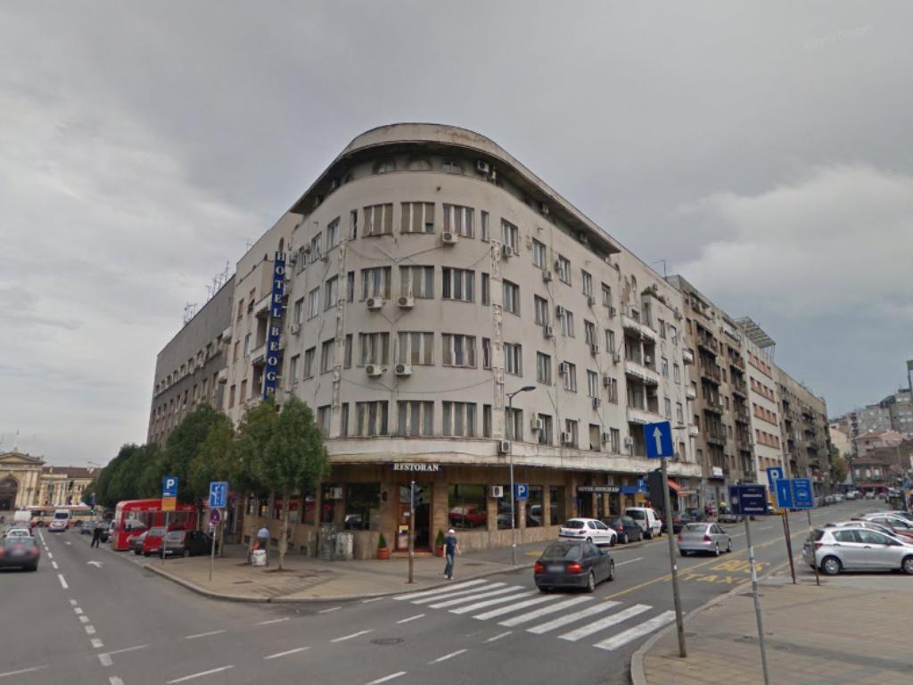 Uskoro rekonstrukcija Hotela Beograd - Zdanju na uglu Nemanjine i Balkanske vraća se izgled iz 30-ih godina
