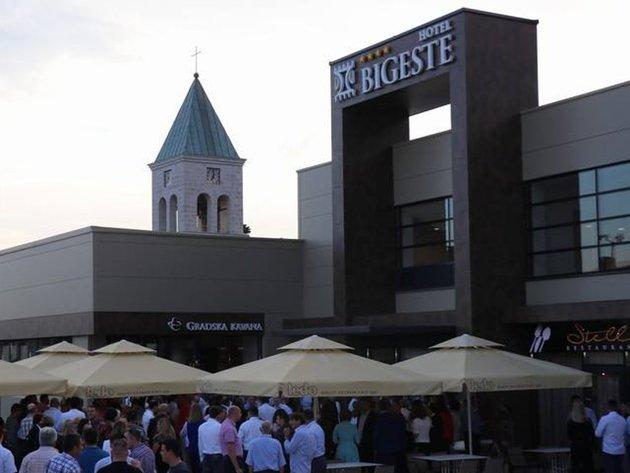 Uskoro dogradnja hotela Bigeste u Ljubuškom