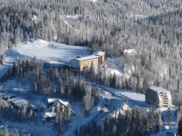 Batagon odustao od rekonstrukcije hotela Bistrica?