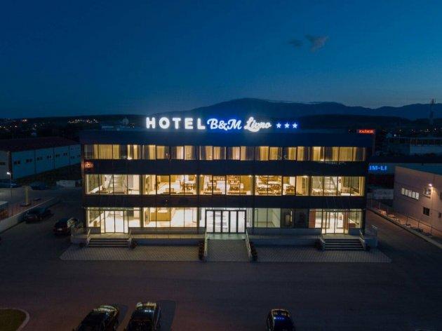 Livno dobilo savremeni hotel B&M sa konferencijskom salom - Investicija vrijedna 3 mil KM (FOTO)