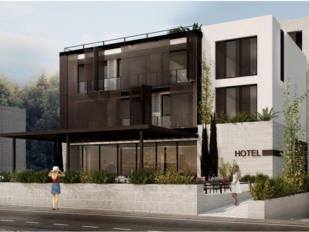 Planirana gradnja butik hotela sa četiri zvjezdice u Lastvi Grbaljskoj (FOTO)