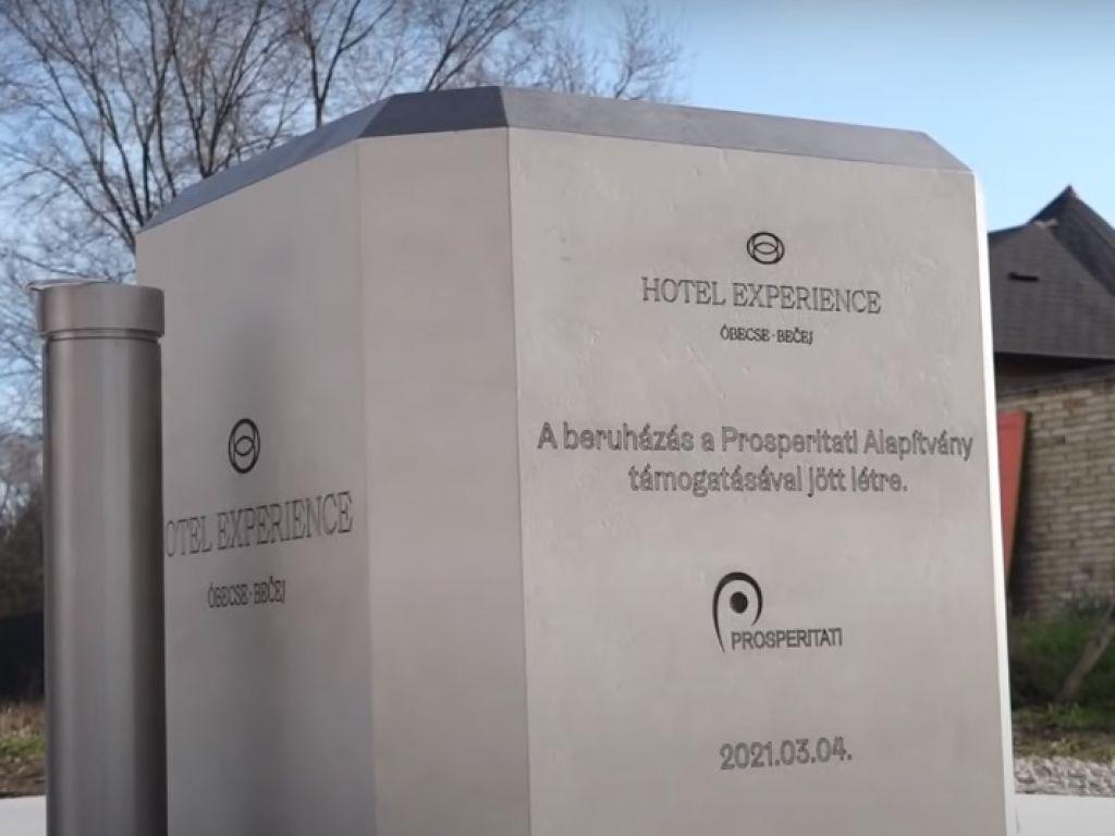 Sledeće godine Bečej dobija prvi smeštaj sa četiri zvezdice - Hotel Experience finansiraju Prosperitati i Artur Bergman