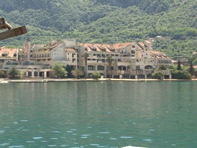 Umjesto Fjorda i Jugooceanije u Kotoru niče luksuzni hotelski kompleks - Investitor ranije najavio ulaganje više od 100 mil EUR