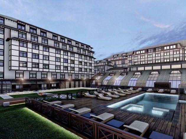 Hotel Grand auf Kopaonik erhält neuen Look und exklusive Ausstattung – Werfen Sie einen Blick auf das Design