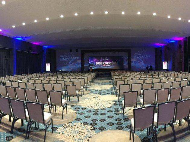 Funkcionalne dvorane i odlična opremljenost - Kongresni centri hotela Hills i Hollywood po mjeri organizatora (FOTO)