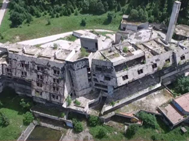 Oglašena prodaja hotela Igman sa pripadajućim zemljištem - Početna cijena 9,23 mil KM