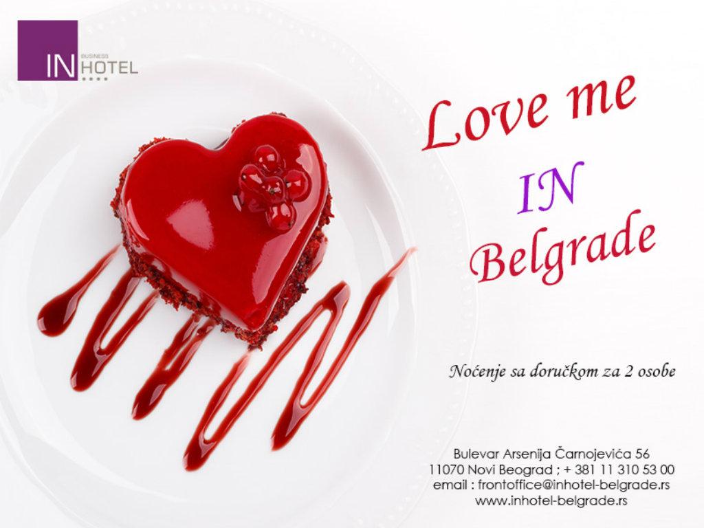 Love me IN Belgrade