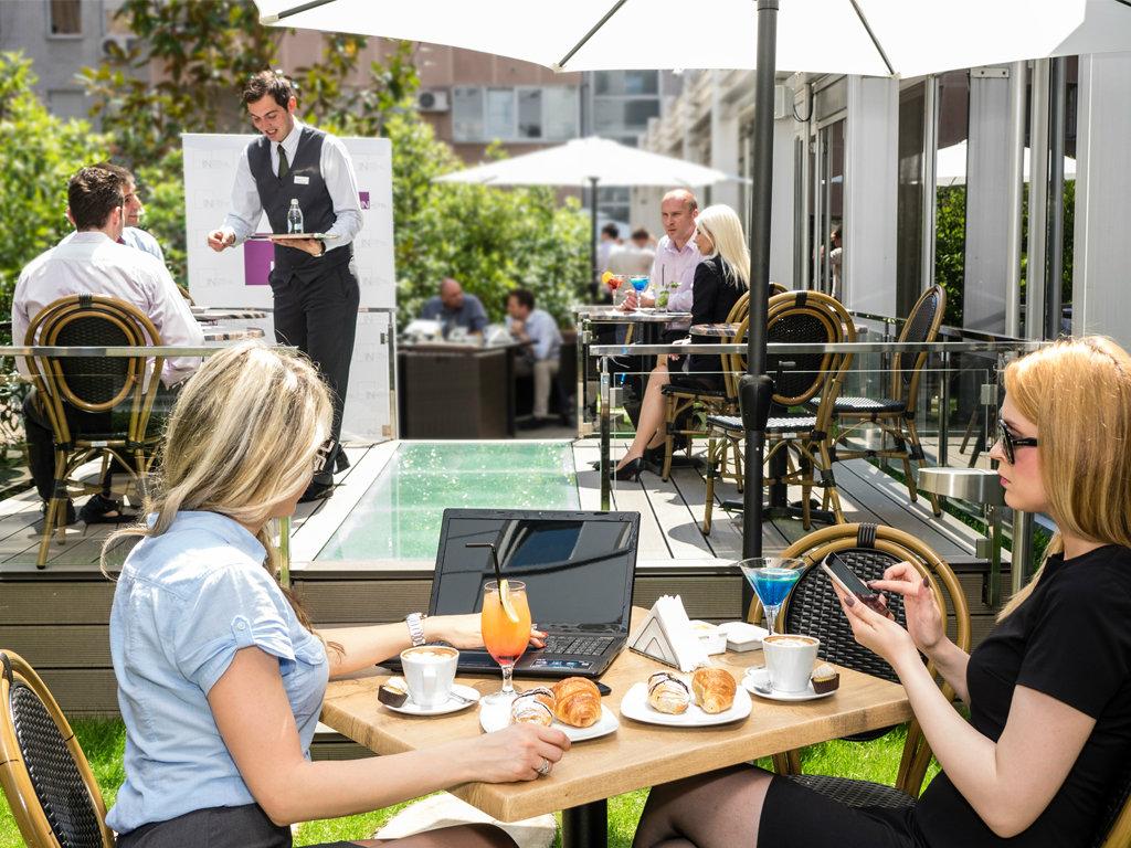 IN Hotel Beograd ponovo otvara INFusion Cafe