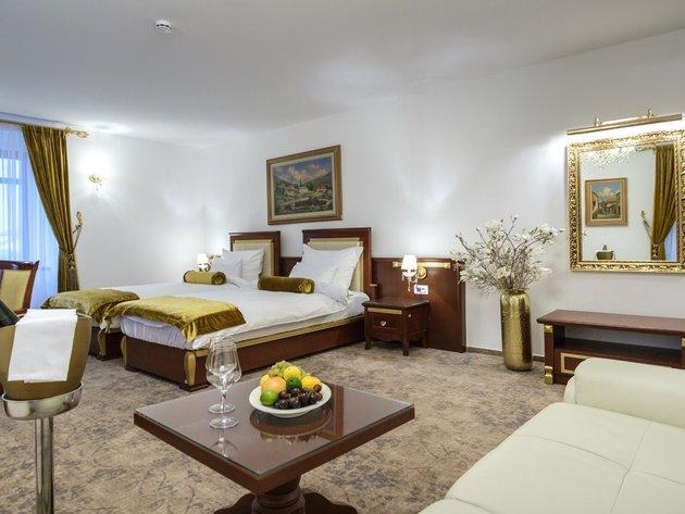 Hotel Integra - luksuz ušuškan u istorijsko jezgro grada