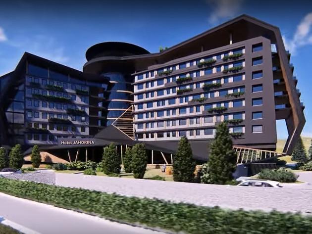 Novosadski Galens traži izmjenu regulacionog plana zbog gradnje na Jahorini - Pogledajte kako će izgledati luksuzni hotel (VIDEO)