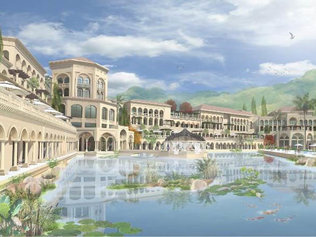 Jajce bi moglo da dobije luksuzan rizort na Plivskim jezerima - Prezentovan projekat vrijedan 75,9 mil EUR
