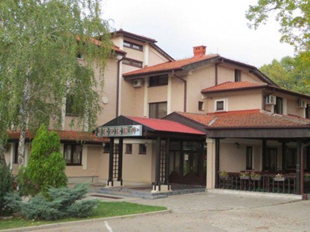 The Jezero hotel