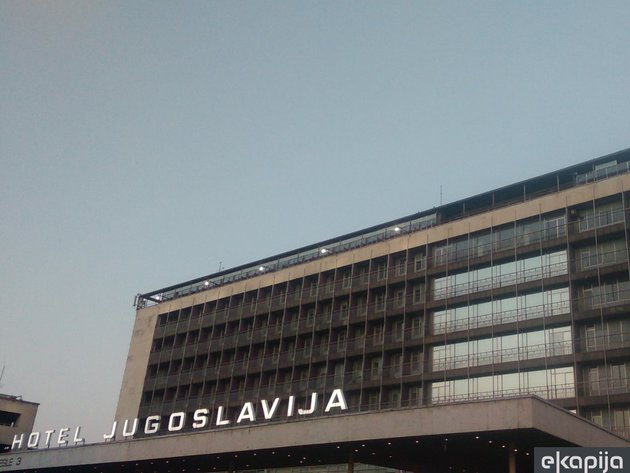 Hotel Jugoslavija otvoren je pre pola veka - Može li se ovom zdanju vratiti stari sjaj?