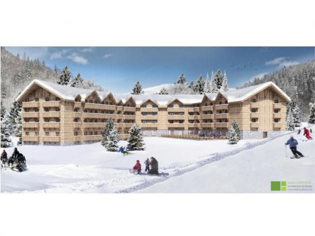 U blizini skijaške staze na Bjelasici niče Swisshotel Kolašin K16 - Investicija vrijedna više od 8 mil EUR, otvaranje u septembru 2022.