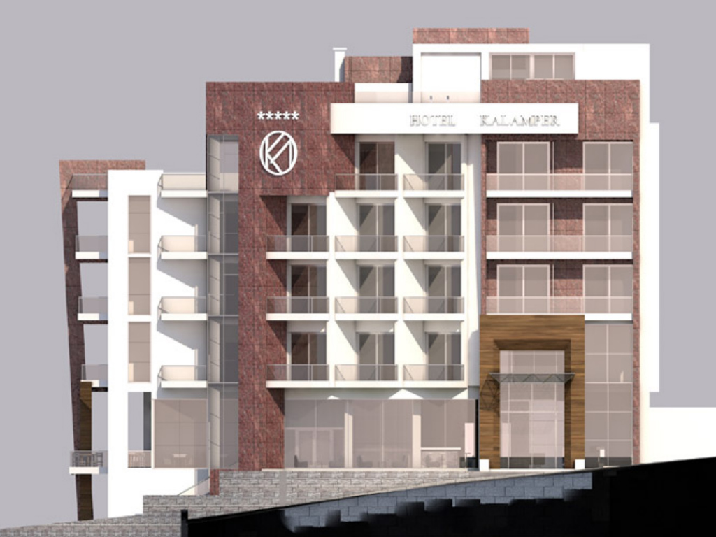 This is how new Kalamper hotel in Veliki Pijesak will look like (PHOTO)