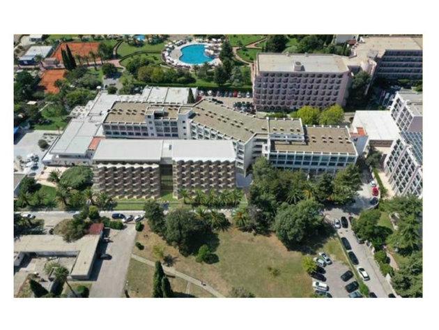 U planu dogradnja hotela Montenegro u Bečićima - Nova lamela imaće 77 soba i jedan luks apartman