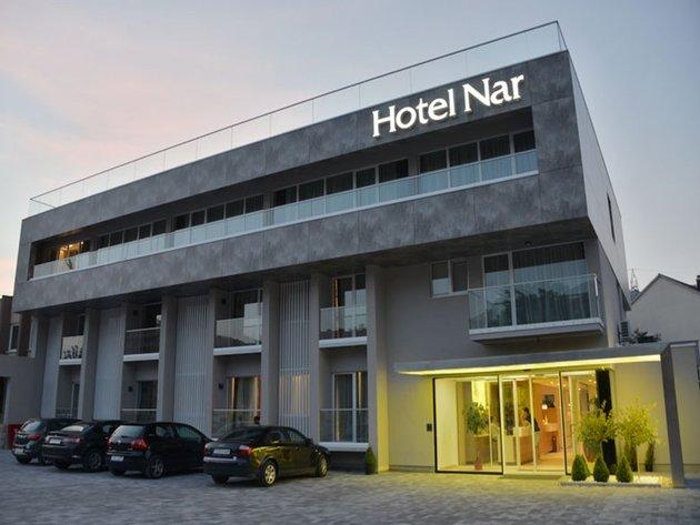 Hotel Nar - ugodan odmor van gradske gužve