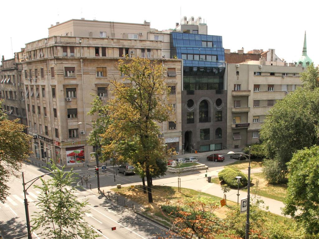 """Savremena arhitektura i urbano nasljedstvo - Predstavljamo vam beogradski dizajn hotel """"Nobel"""" inspirisan djelima Ive Andrića"""