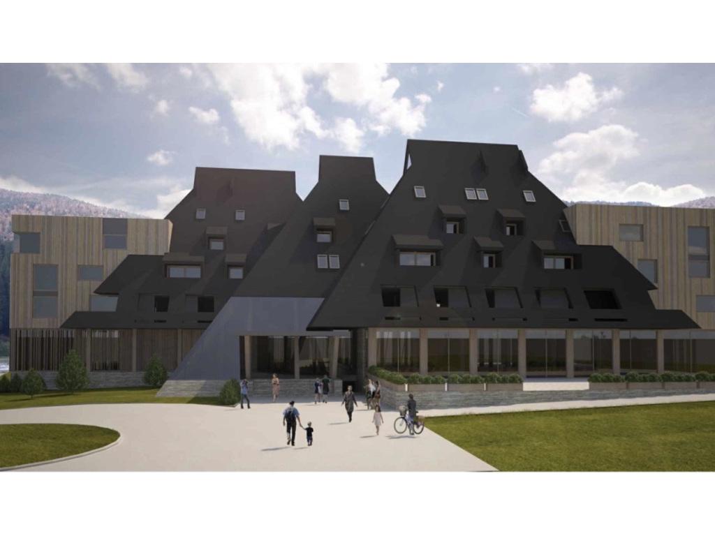 Umjesto Ferija biće Ozon - Kompanija Emirates obnavlja hotel i gradi sportski centar na Igmanu