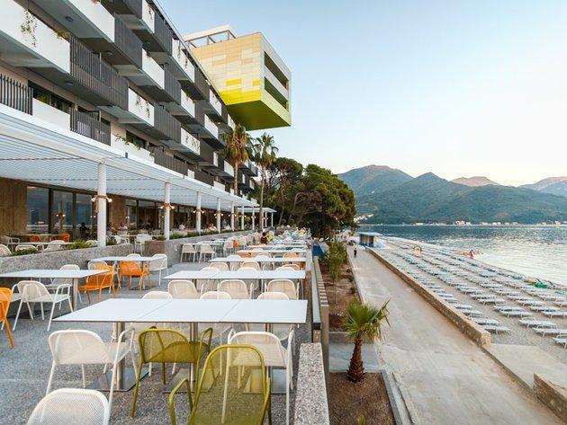 Hotel Park u Bijeloj, Crna Gora