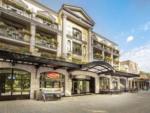 Vrnjacka Banja Gets Another Luxury Hotel with Five Stars – Hotel Park Has Capacity of Around 130 Guests