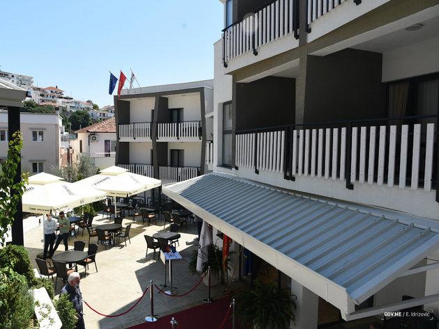 U Ulcinju otvoren renovirani Hotel PIO - Počinje izgradnja i prvog turističkog rizorta u zahvatu Velike plaže