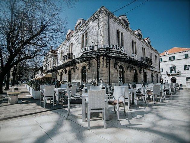 Hotel Platani - hedonizam u srcu grada