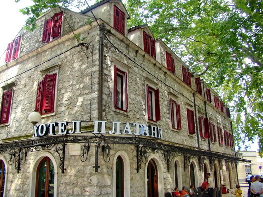 Dejan Bodiroga and Veljko Kustrov new lessees of Hotel Platani in Trebinje