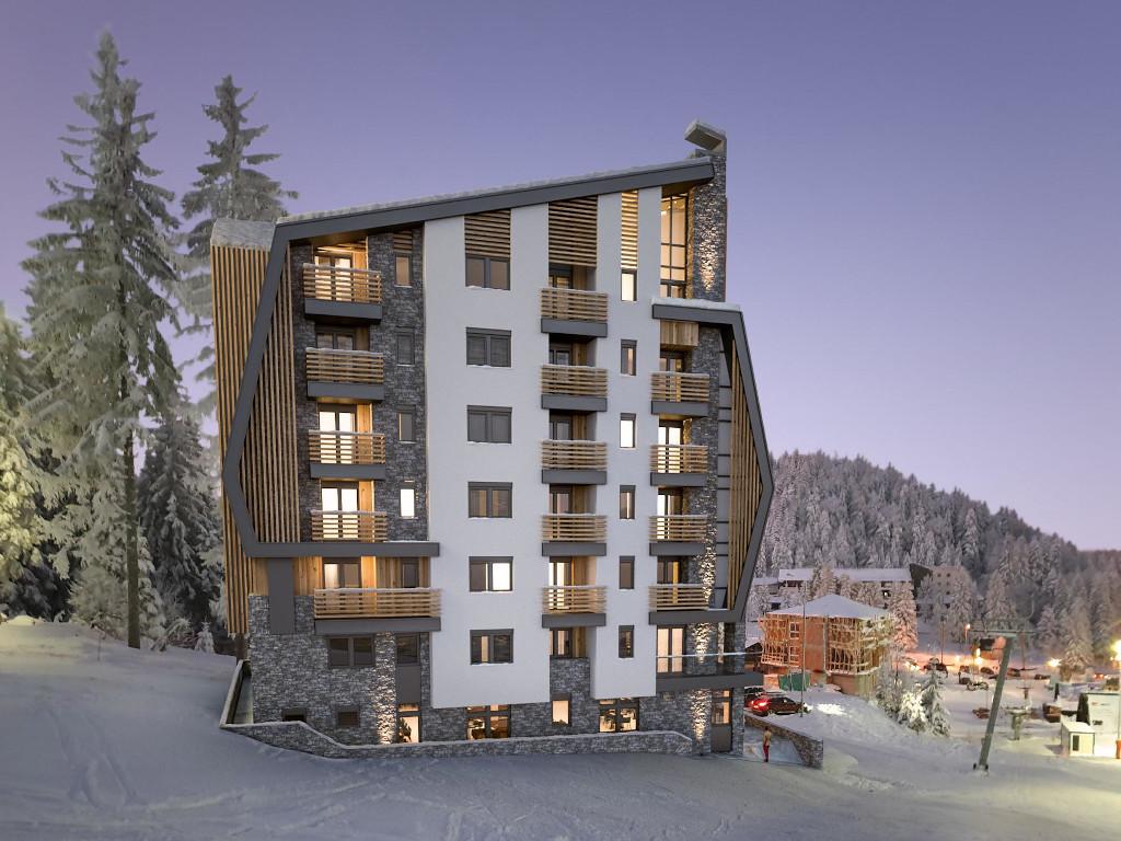 Jahorina uskoro bogatija za 38 luksuznih apartmana - Banjalučki Drvoprodex do kraja 2021. završava gradnju aparthotela Poljice (FOTO)