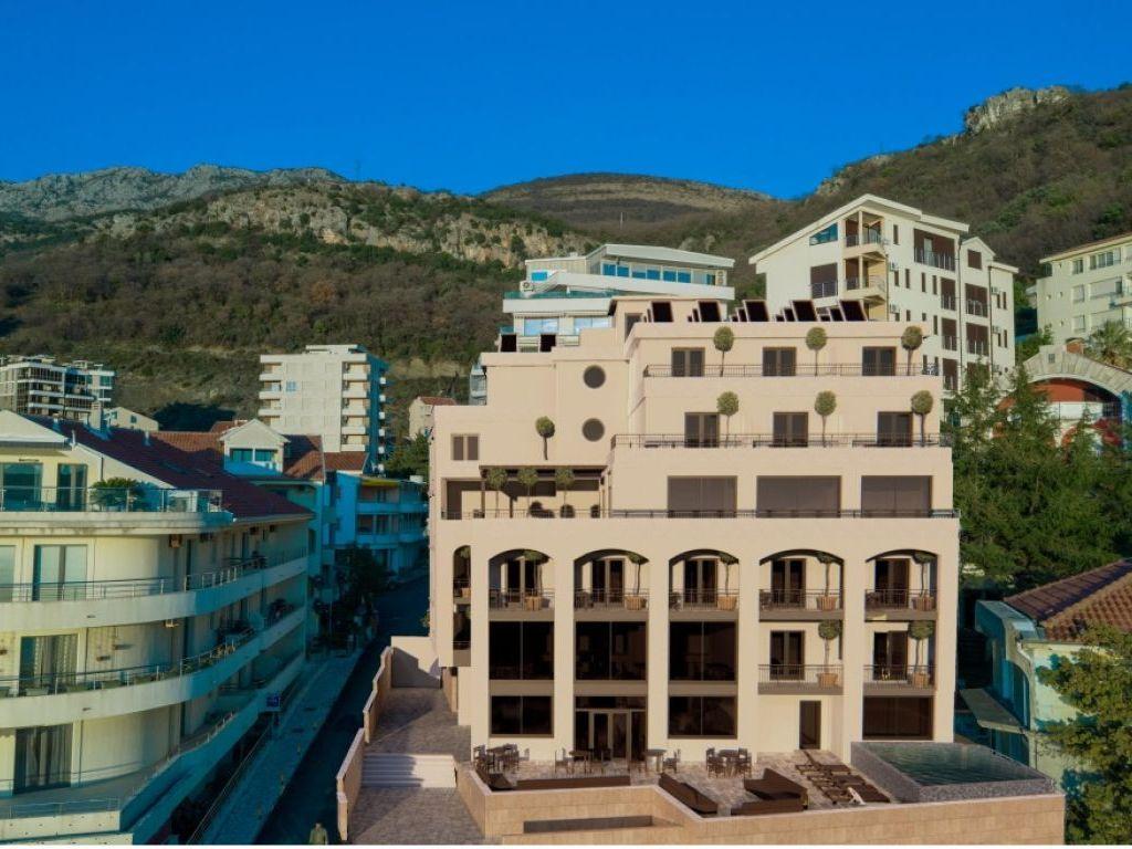 U planu rekonstrukcija hotela Porat u Rafailovićima - Objekat na samoj obali mora imaće pet zvjezdica