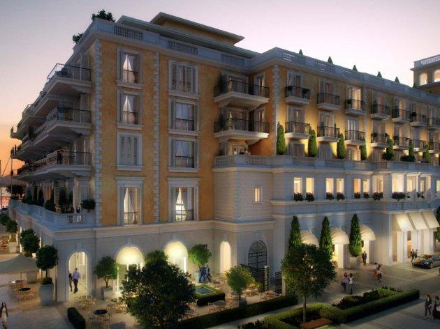 Design inspiriert von venezianischen Palästen