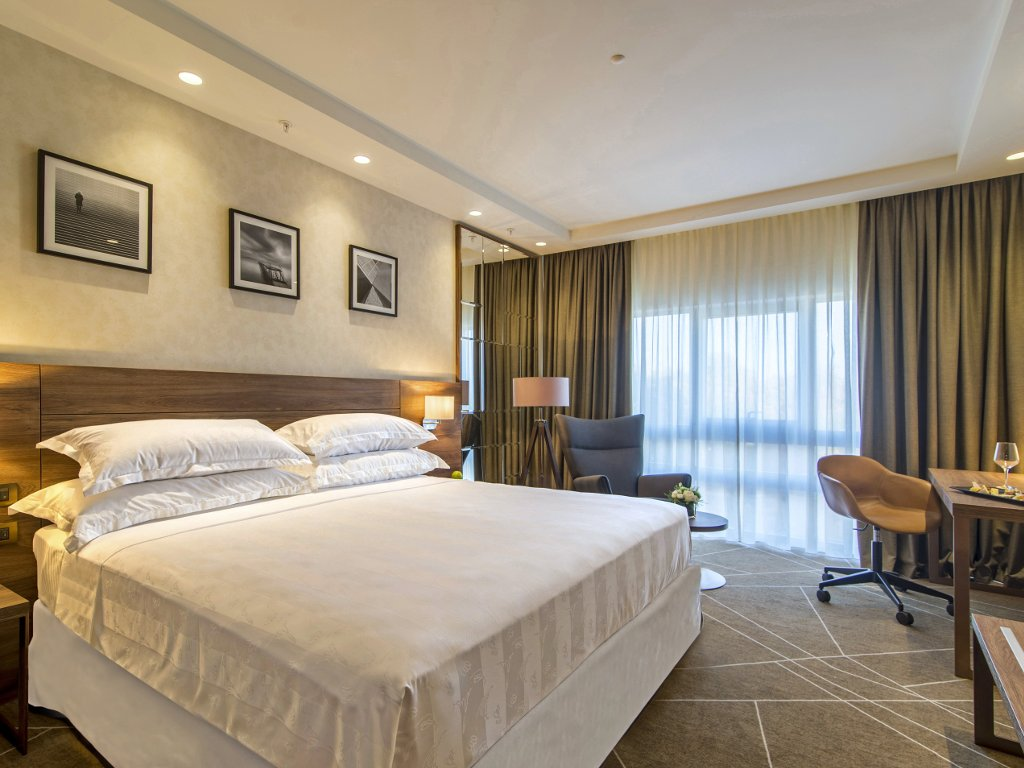 Prvi Sheraton hotel u Srbiji - Novo iskustvo u centru Novog Sada