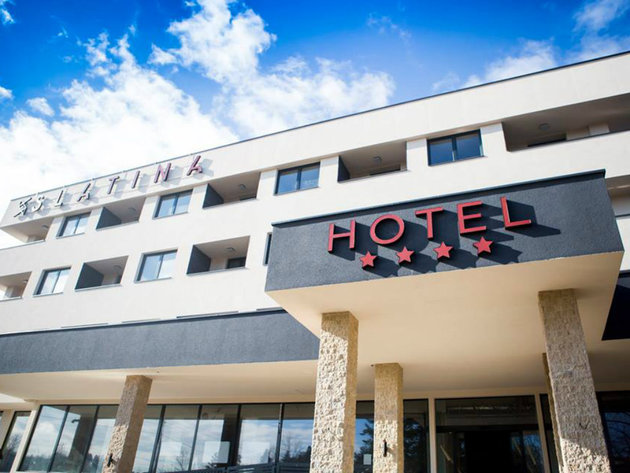 Hotel Slatina in Vrnjacka Banja
