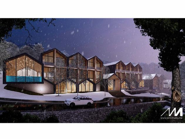 Design des Hotels