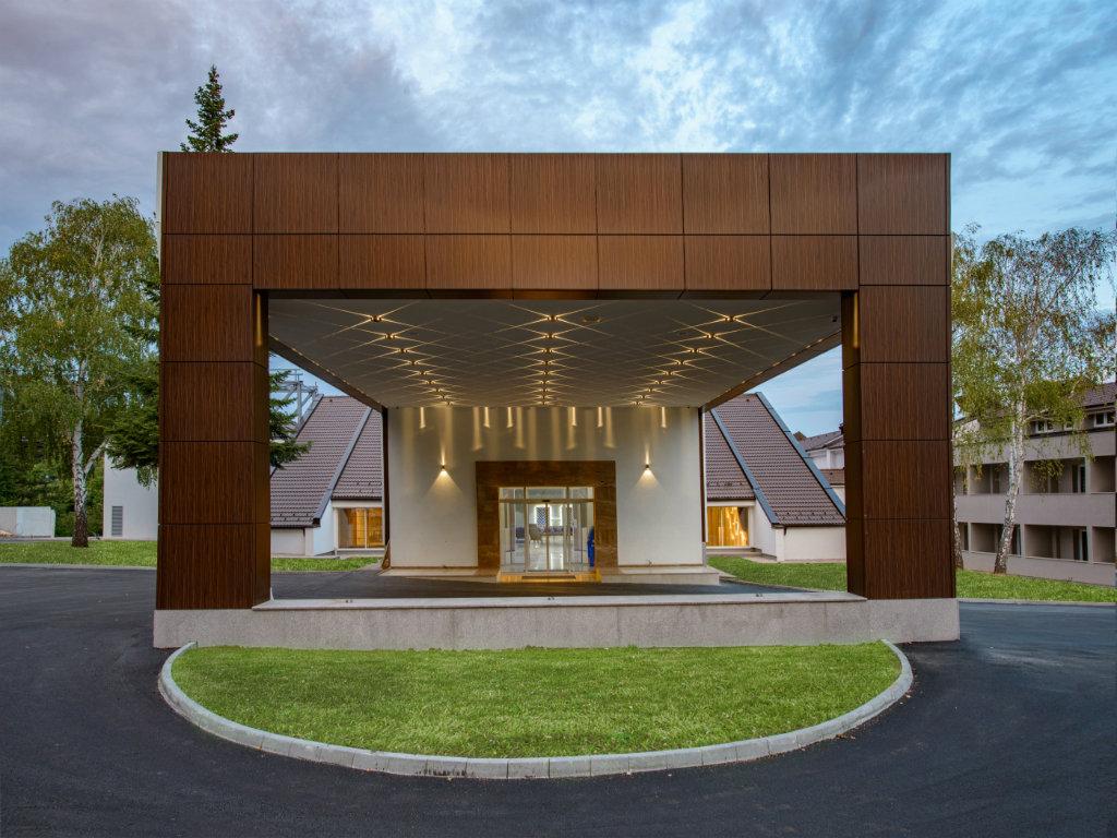 Luxushotel Sunce eröffnet in Sokobanja - Zwei Restaurants, 124 Wohneinheiten und ein Spa-Center auf 1.300 m2