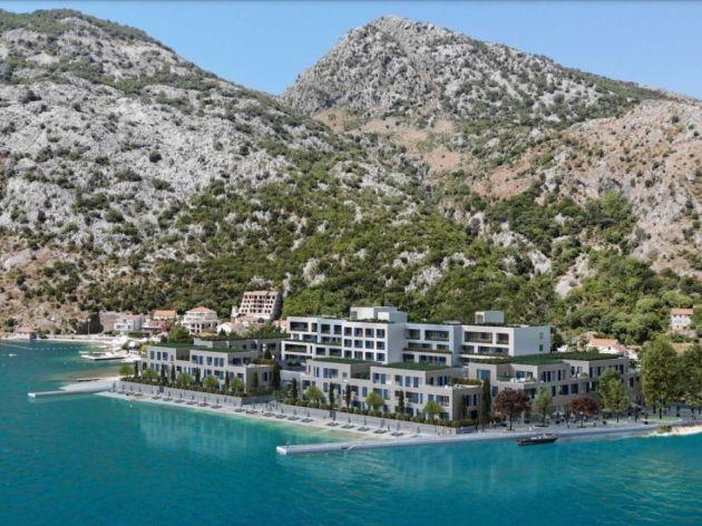 Nakon rekonstrukcije i dogradnje hotel Teuta u Risnu imaće pet zvezdica - U novom kompleksu planirana gradnja depadansa, spa zone, pjaceta, rive... (FOTO)